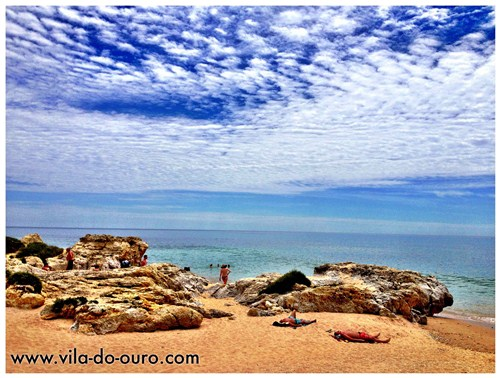 Beautiful Beaches of Albufeira