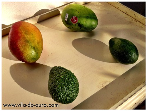 Mango from the Algarve