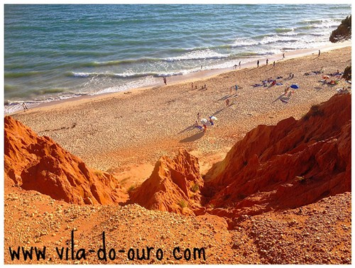 Cliffs of the Algarve